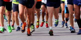 Sujetbild: Laufen