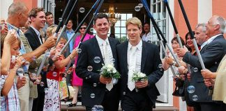 Hochzeit Sven Gerich