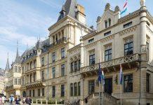 Grand Ducal Palace und Hôtel de la Chambre des députés, Luxemburg