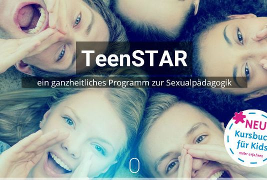 Screenshot: TeenSTAR