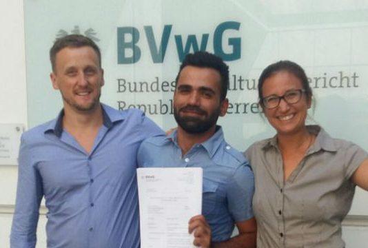 Navid vor dem BVwG