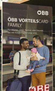 ÖBB-Vorteilscard Familie
