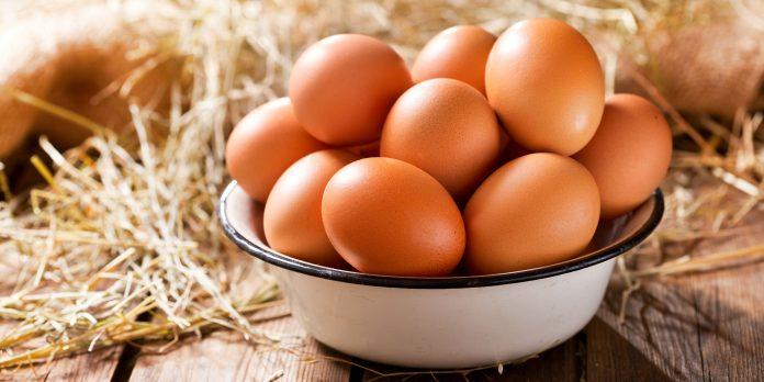 Sujetbild: Eier