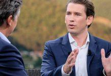 Sebastian Kurz beim ORF-Sommergespräch