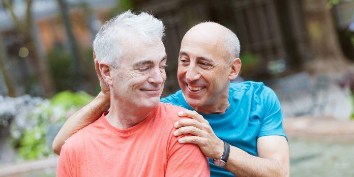 Symbolbild: Älteres Paar