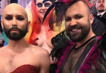 Conchita und Joe Niedermayer
