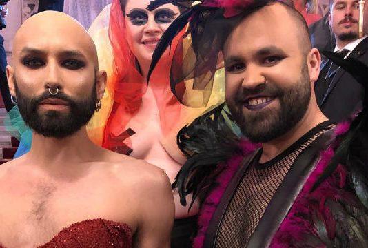 Conchita und Joe Niedermayer