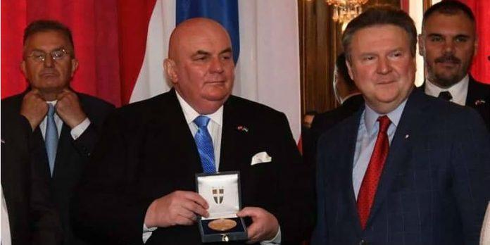 Dragan Marković und Michael Ludwig