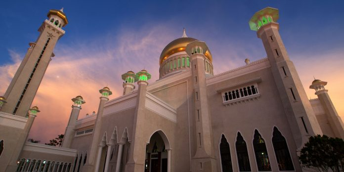 Omar-Ali-Saifuddin-Moschee, Brunei