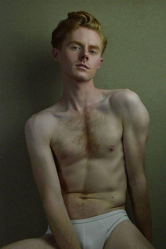 Ginger Boy von Walter Zak