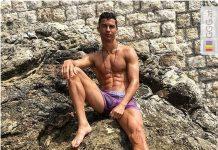 Cristiano Ronaldo auf Instagram