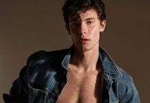 Shawn Mendes von Mario Sorrenti für Calvin Klein