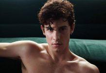 Shawn Mendes, fotografiert von Mario Sorrenti für Calvin Klein