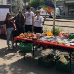 LGBT-Stand in Zürich