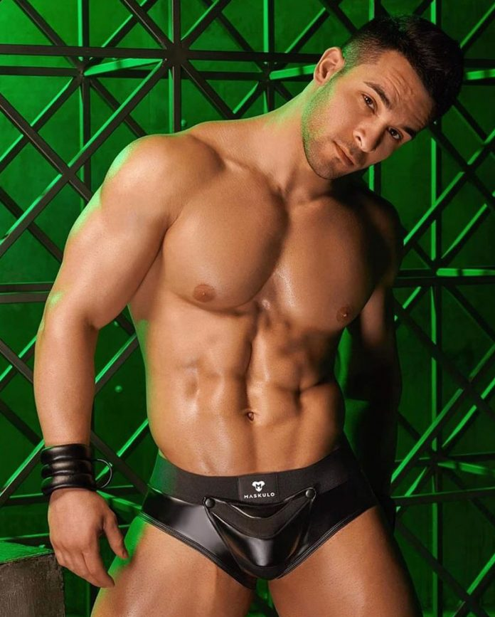 Armoured Next Briefs von Maskulo