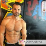 Simon Dunn auf Instagram