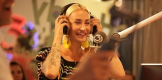 Sarah Connor im Hitradio Ö3