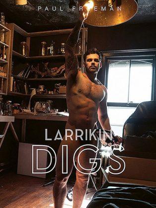 """Cover von """"Larrikin Digs"""""""