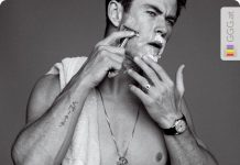 Chris Hemsworth für GQ auf Instagram