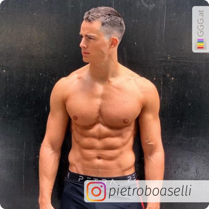Pietro Boselli auf Instagram