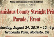 Staight Pride Plakat