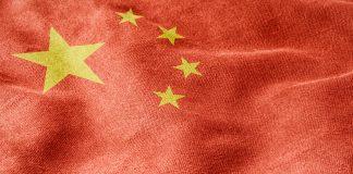 Flagge China