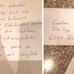 Anonymer Brief