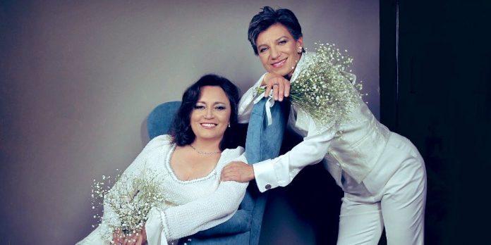 Claudia López und Angélica Lonzano