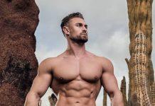 Ben Dudman auf Lanzarote
