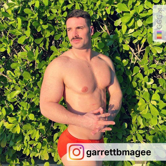 Garrett Magee