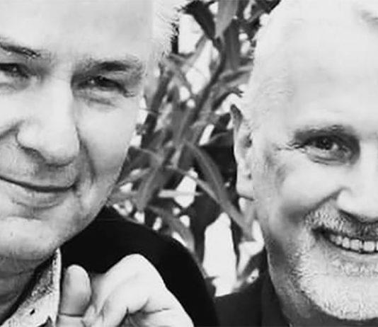 Klaus Wowereit und Jörn Kubicki