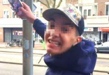 Mutmaßlicher Angreifer in Amsterdam