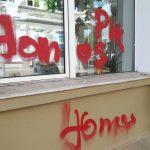 Schmierereien in Hannover