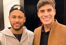 Neymar und Tiago Ramos