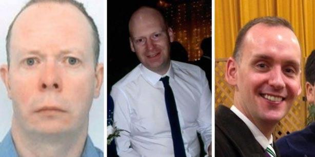 David Wallis, James Furlong und Joe Ritchie-Bennett