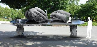 Denkmal für die Männer und Frauen, die Opfer der Homosexuellen-Verfolgung in der NS-Zeit wurden