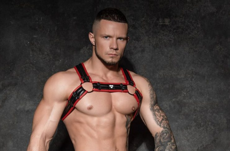 Armored Harness
