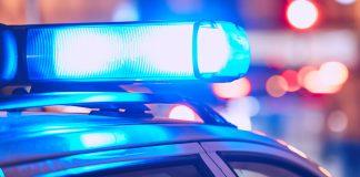 Sujetbild: Blaulicht eines Polizeiautos