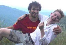 Devin Ibañez und Fergus Wade