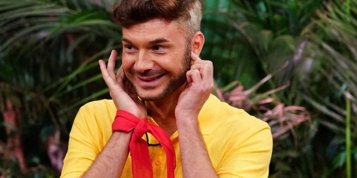 Sam Dylan in der RTL-Dschungelshow