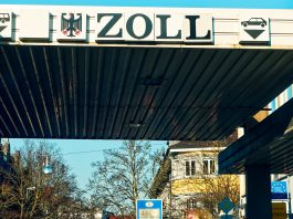 Symbolbild: Zollstelle Konstanz