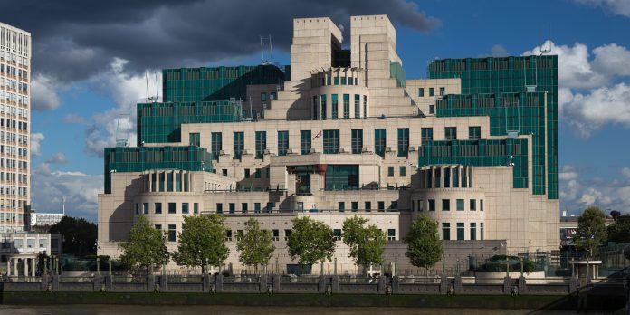 Zentrale des MI6