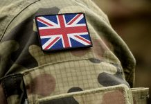 Sujetbild: Britische Armee