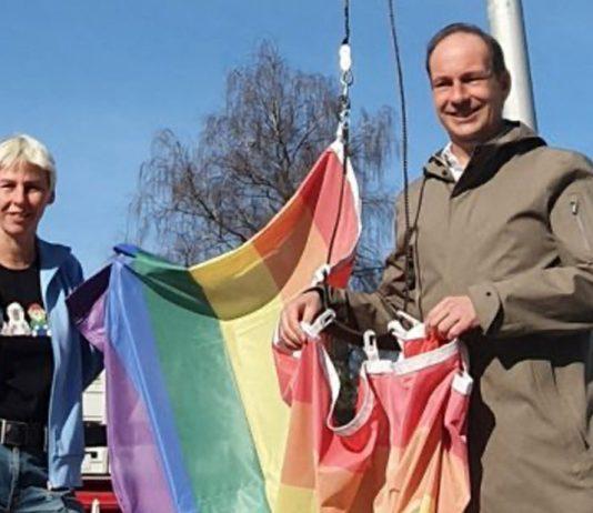 Patricia Tschallener und Dieter Egger