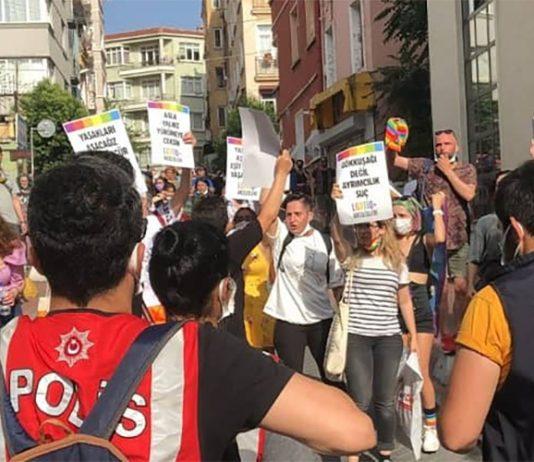 Istanbul Pride 2021
