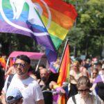 Regenbogenparade 2021