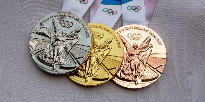 Olympische Spiele Tokio: Medaillen