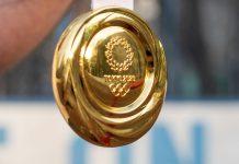 Olympische Spiele Tokio: Goldmedaille