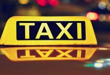 Sujetbild: Taxi