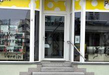 Schmierereien in Rostock